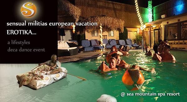 Swinger resorts in desert hot springs
