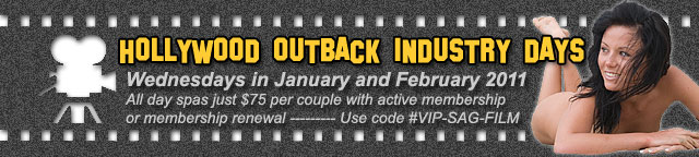 Hollywood Outback Industry Days